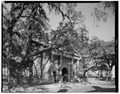 Porter's Lodge, southwest side - College of Charleston, 66 George Street, Charleston, Charleston County, SC HABS SC,10-CHAR,151-3.tif