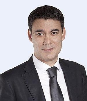 Olivier Faure - Image: Portrait d'Olivier Faure