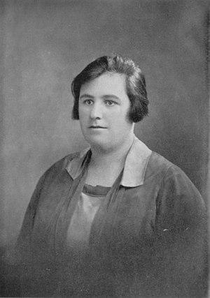 Helen Duncan - Image: Portrait of Helen Duncan