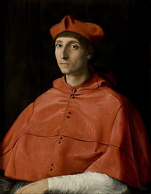 Portrait of a Cardinal, by Raffael, from Prado in Google Earth.jpg