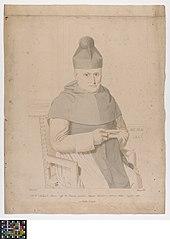 Portret van Nicolaas de Roover