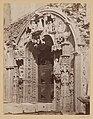 Portugal, portaal Gotische kathedraal, RP-F-F01139-EM.jpg