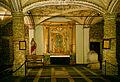 Portugalia Evira kaplica z kosci wnetrze.jpg