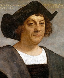 Колумб Христофор Википедия Портрет
