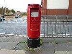 Post box in St James Street, Liverpool.jpg