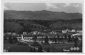 Podnart - Postcard of Podnart