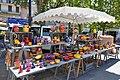 Poterie provençale au marché de Digne.jpg