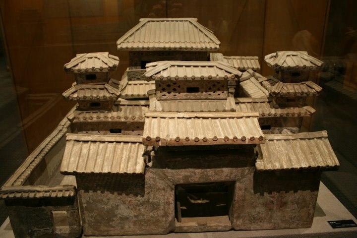 Pottery palace