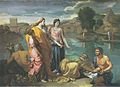 Poussin - Die Auffindung Moses.jpeg
