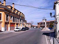 Pozo de Guadalajara-Acceso al centro de la villa.JPG