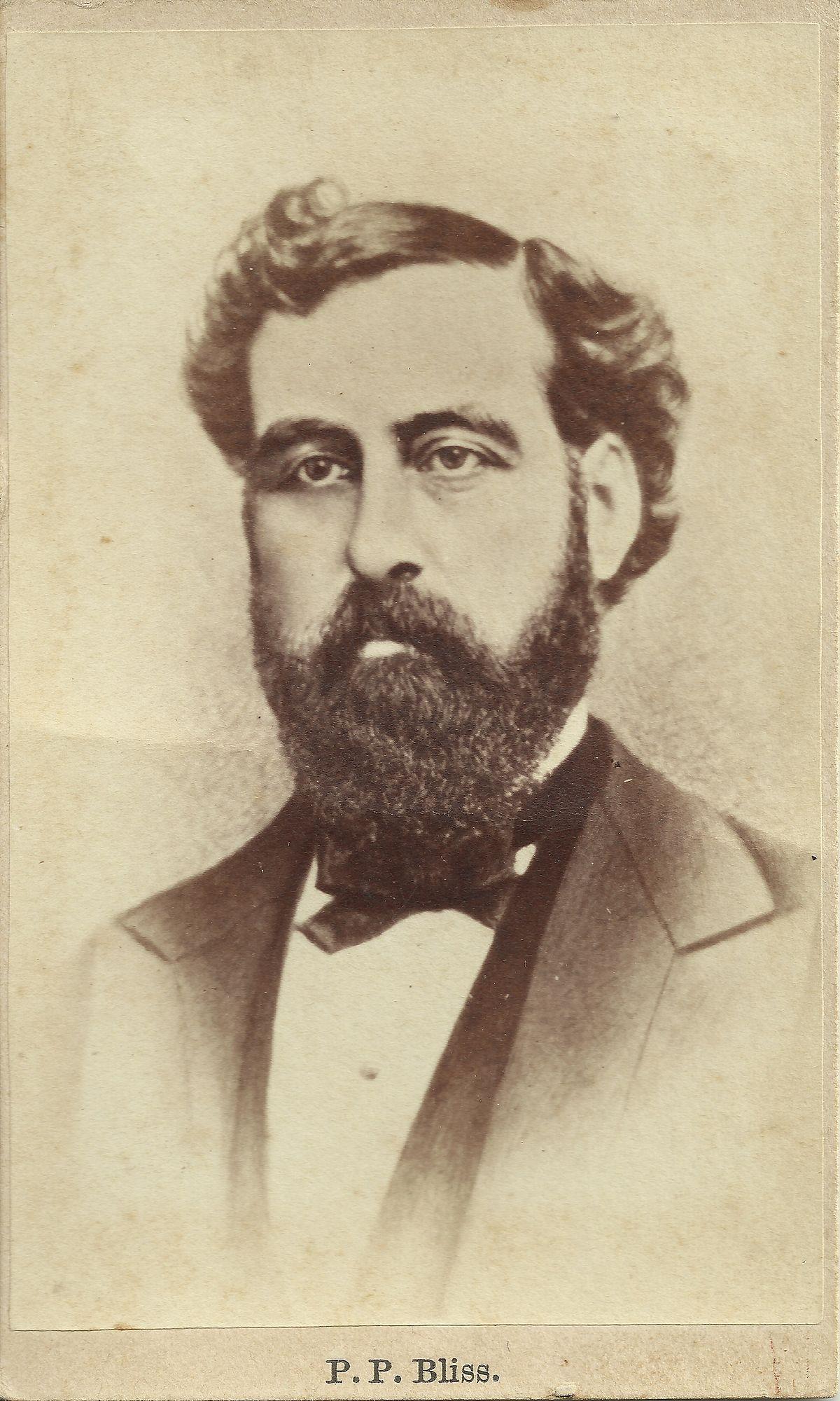 Philip Paul Bliss Wikipedia