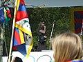 Praha, Nové město, Happening OH Peking - podpora Tibetu III.JPG