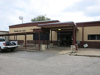 Prairie Lea, Texas - Image: Prairie Lea TX ISD