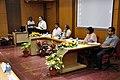 Pramod Kumar Jain Addressing - Opening Session - VMPME Workshop - Science City - Kolkata 2015-07-15 8527.JPG