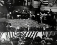 File:President McKinley Taking the Oath.webm