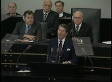 File: President Reagan's Address to the Bundestag, Bonn, Federal Republic of Germany, June 9, 1982.webm
