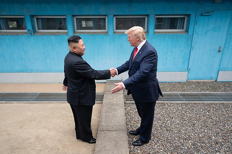 File:President Trump Meets with Chairman Kim Jong Un (48162628746).jpg