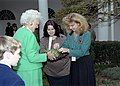President and Mrs. Bush Participate in a the Presentation of Shamrocks in Honor of St. Patrick's Day.jpg