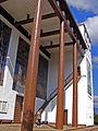 Presidente Getulio SC Igreja Wood columns.jpg