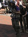 """Press photographer at Charlottesville """"Unite the Right"""" Rally (35780295474).jpg"""