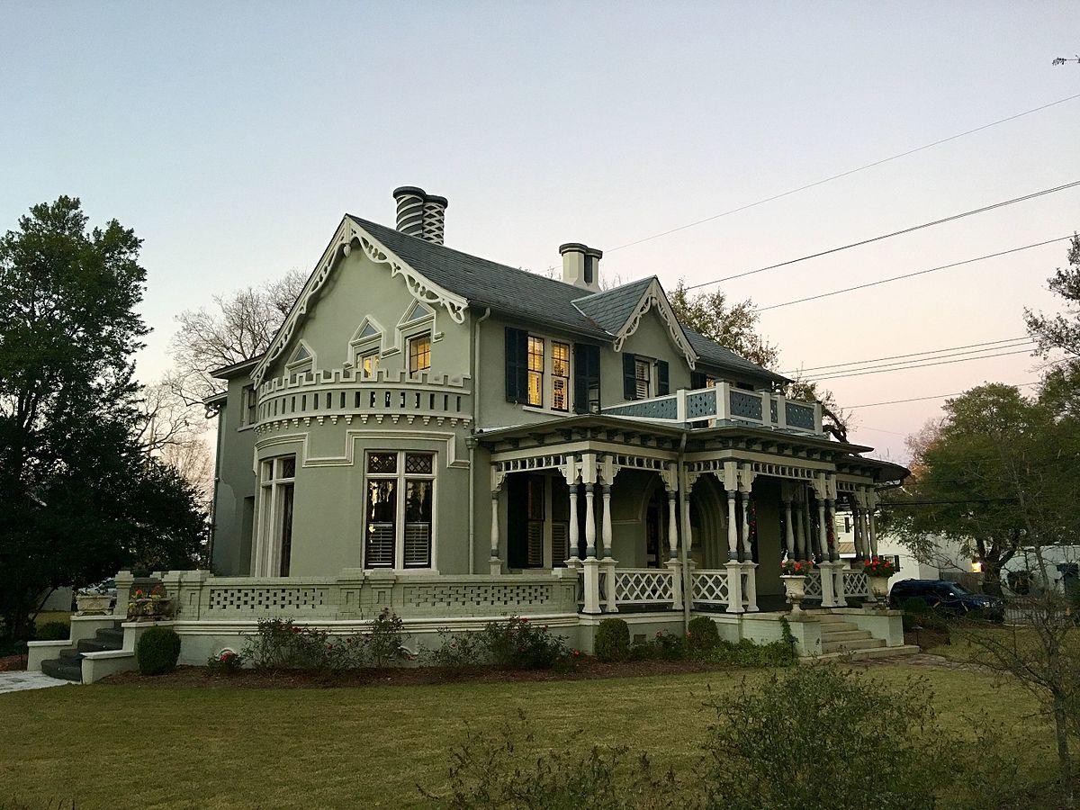 Preston c lorick house wikipedia for Preston house