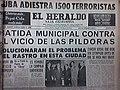 """Primera plana de """"El Heraldo Baja California"""" del 2 de marzo de 1963.jpg"""