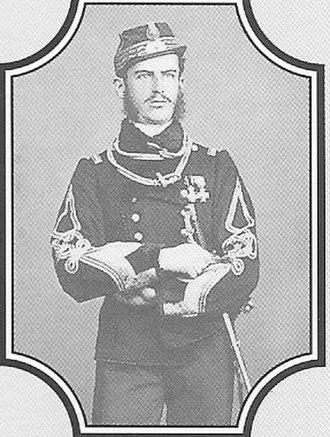 Carol I of Romania - Prince Karl of Hohenzollern Sigmaringen