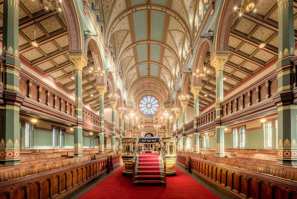 Synagogue Architecture Wikipedia