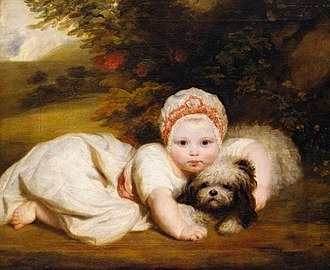 Princess Sophia of Gloucester - Princess Sophia as a young child.