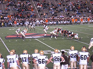 Princeton Tigers - Princeton vs. Lehigh, September 2007