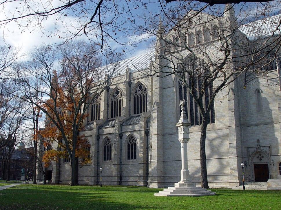 Princeton University Chapel 2003