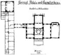 Prinzenpalais und Kavaliershaus Gotha, EG.png