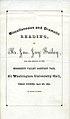 Program- Miscellaneous and Dramatic Reading by Mr. Jno. Jay Bailey at Washington University Hall, April 8, 1864.jpg