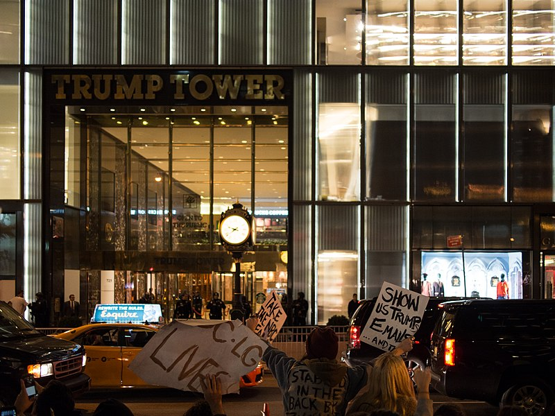 Protest at Trump Tower 11-10 - 06.jpg