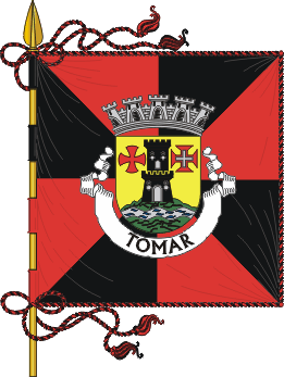Flag of Tomar