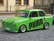 Puma-Trabbi