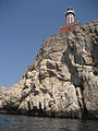 Punta Carena Lighthouse, view from the sea, 2.jpg