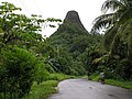 Pwusehn Malek (also known as Chickenshit Mountain) in Pohnpei, FSM.jpg