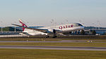 Qatar Airways Boeing 787-8 Dreamliner A7-BCM MUC 2015 02.jpg