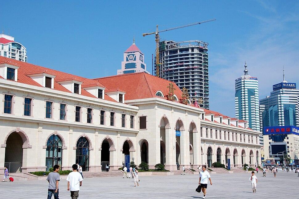 Qingdao Railway Station 01