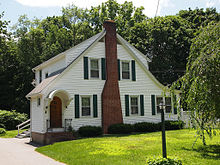 Dutch Colonial Revival Architecture Wikipedia