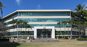 Hawai'i Department of Education - Queen Liliuokalani Building, 1390 Miller St, Honolulu, HI 96813