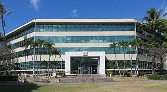 Hawai'i Department of Education - Queen Liliuokalani Building, 1390 Miller St, Honolulu, HI 96813
