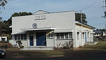 Queensland Country Women's Association rooms, Esk, 2020.jpg