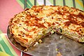 Quiche with Potatoes, Leek, Bacon & Wine (4876354744).jpg