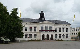 Köping Municipality - Köping Town Hall