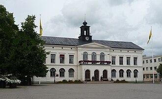Köping, Sweden - Image: Rådhuset köping