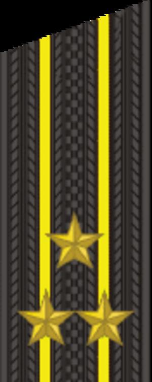 Captain 1st rank - Image: RAF N F5 Kapitan 1st 2010–