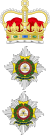 RCMP Chief Superintendent Rank.svg
