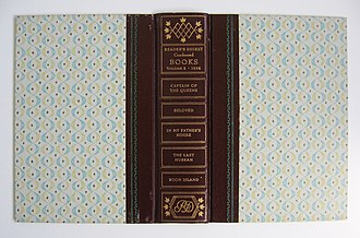 Reader's Digest Condensed Books - Image: RDCB V21956